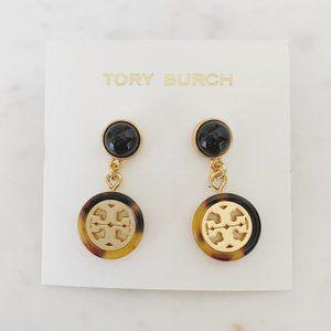 tory burch pendant earrings